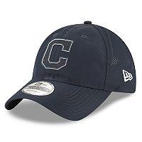 Adult New Era Cleveland Indians 9TWENTY Clubhouse Adjustable Cap