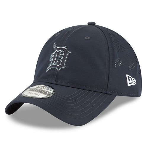Adult New Era Detroit Tigers 39THIRTY 2Tone Patched Flex-Fit Cap. Regular 8f24dea02