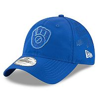Adult New Era Milwaukee Brewers 9TWENTY Clubhouse Adjustable Cap