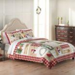 St. Nicholas Square® Yuletide Quilt