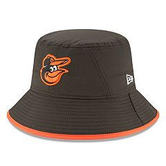 Men's New Era Baltimore Orioles Clubhouse Bucket Hat