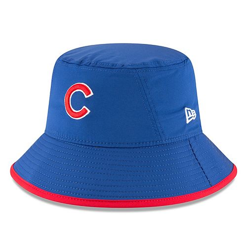 Men's New Era Chicago Cubs Clubhouse Bucket Hat