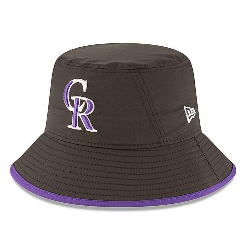 Men's New Era Cincinnati Reds Clubhouse Bucket Hat
