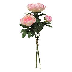 SONOMA Goods for Life™ 28-in. Artificial Peony Stem Filler Decor