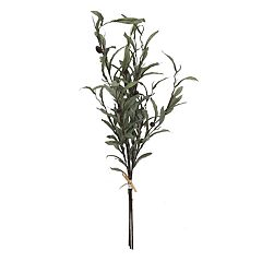 SONOMA Goods for Life™ Artificial Olive Branch Stem Bundle Decor
