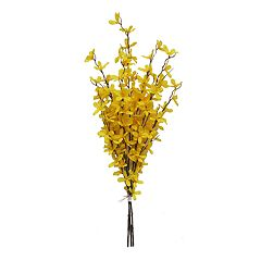 SONOMA Goods for Life™ 32 in Artificial Forsythia Stem Filler Decor