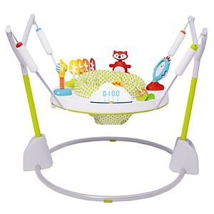 b01f0de99 Fisher-Price Woodland Friends SpaceSaver Jumperoo