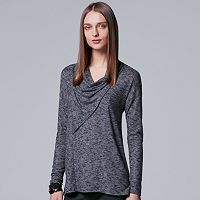 Women's Simply Vera Vera Wang Draped Top