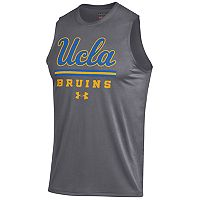 Men's Under Armour UCLA Bruins Tech Muscle Tee