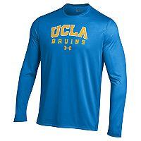 Men's Under Armour UCLA Bruins Tech Long-Sleeve Tee