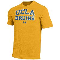 Men's Under Armour UCLA Bruins Triblend Tee