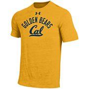 Men's Under Armour Cal Golden Bears Triblend Tee