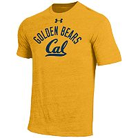 Men's Under Armour Cal Golden Bears Triblend Tee