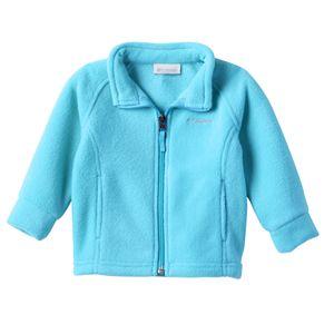 de31b3291 Baby Girl Columbia Three Lakes Fleece Jacket