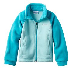 Toddler Girl Columbia Lightweight Three Lakes Fleece Jacket