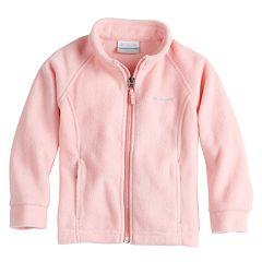 Toddler Girl Columbia Lightweight Three Lakes Fleece Jacket
