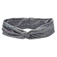 Mudd® Star & Crescent Head Wrap
