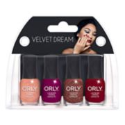 Orly 4-pc. Mini Nail Polish Set - Velvet Dream