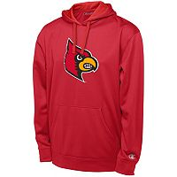Men's Champion Louisville Cardinals Pullover Hoodie