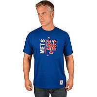 Men's Majestic New York Mets AC Team Icon Tee
