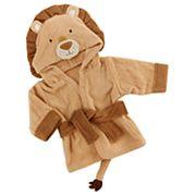 Baby Aspen Lion Hooded Spa Robe