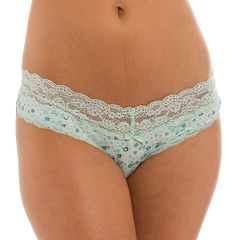 Juniors' Candie's® Micro Lace Thong
