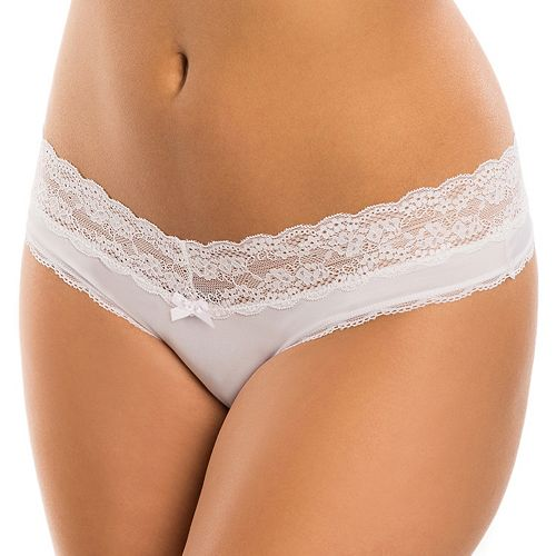 Candie's® Micro Lace Thong