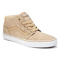 Vans Chapman Mid Men's Washed Skate Shoes
