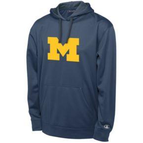 Men's Champion Michigan Wolverines Pullover Hoodie
