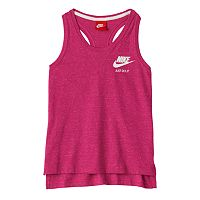 Girls 7-16 Nike Vented Hem Nep Racerback Tank Top