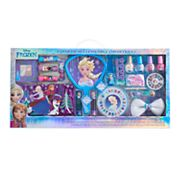 Disney's Frozen Elsa Girls 4-16 Nail Spa Cosmetic Gift Set
