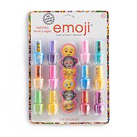 Girls 4-16 Emoji 12 pkNail Polish Set