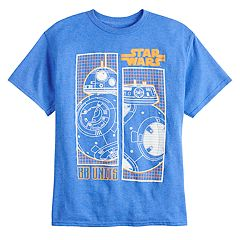 Boys 8-20 Star Wars BB8 Tee