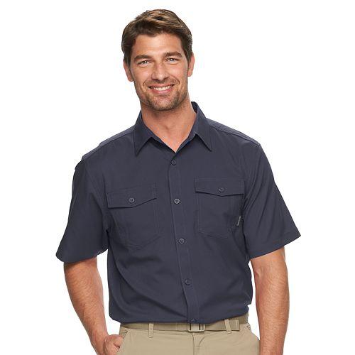 Men's Columbia Omni-Wick Pacific Breeze Button-Down Shirt