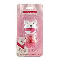 Simple Pleasures 2-pc. Berry Frost Polar Bear Lip Balm Critter Pods