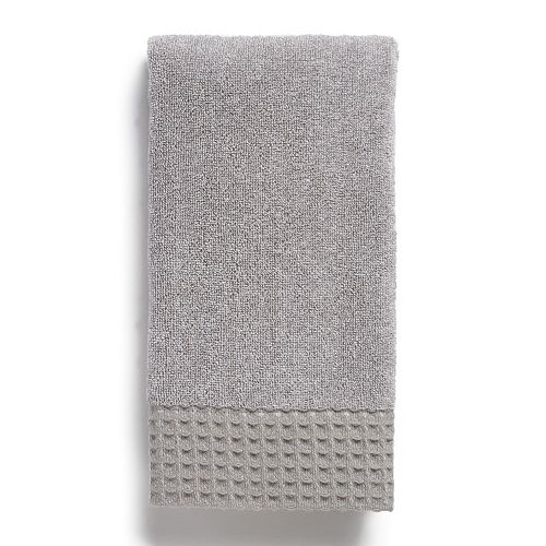 SONOMA Goods for Life™ Chambray Waffle Hand Towel