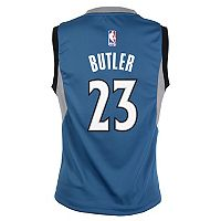 Boys 8-20 Minnesota Timberwolves Jimmy Butler Replica Alternate Jersey
