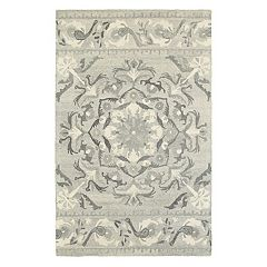 StyleHaven Cadence Floret Wool Rug