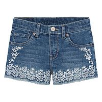 Girls 7-16 Levi's Novelty Shortie Shorts