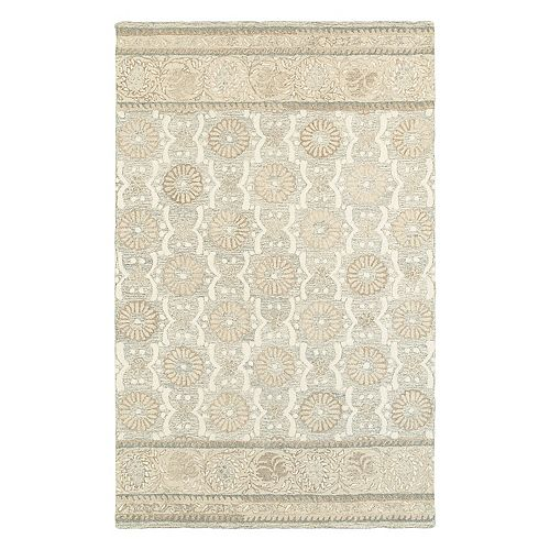Stylehaven Cadence Blooms Floral Wool Rug