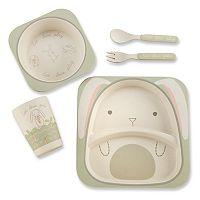 Baby Aspen Natural Baby Bunny 5 pc Feeding Set