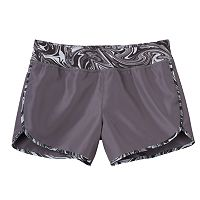 Girls Plus Size SO® Athletic Running Shorts