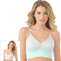 Lily of France Bras: Sensational 2-pack Lace Bralettes 2179106