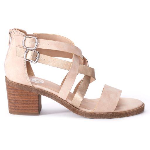 SO® Tuna Women's High Heel Sandals