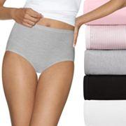 Hanes Ultimate 5 pkUltra Soft Cotton Comfort Briefs 40HUCC
