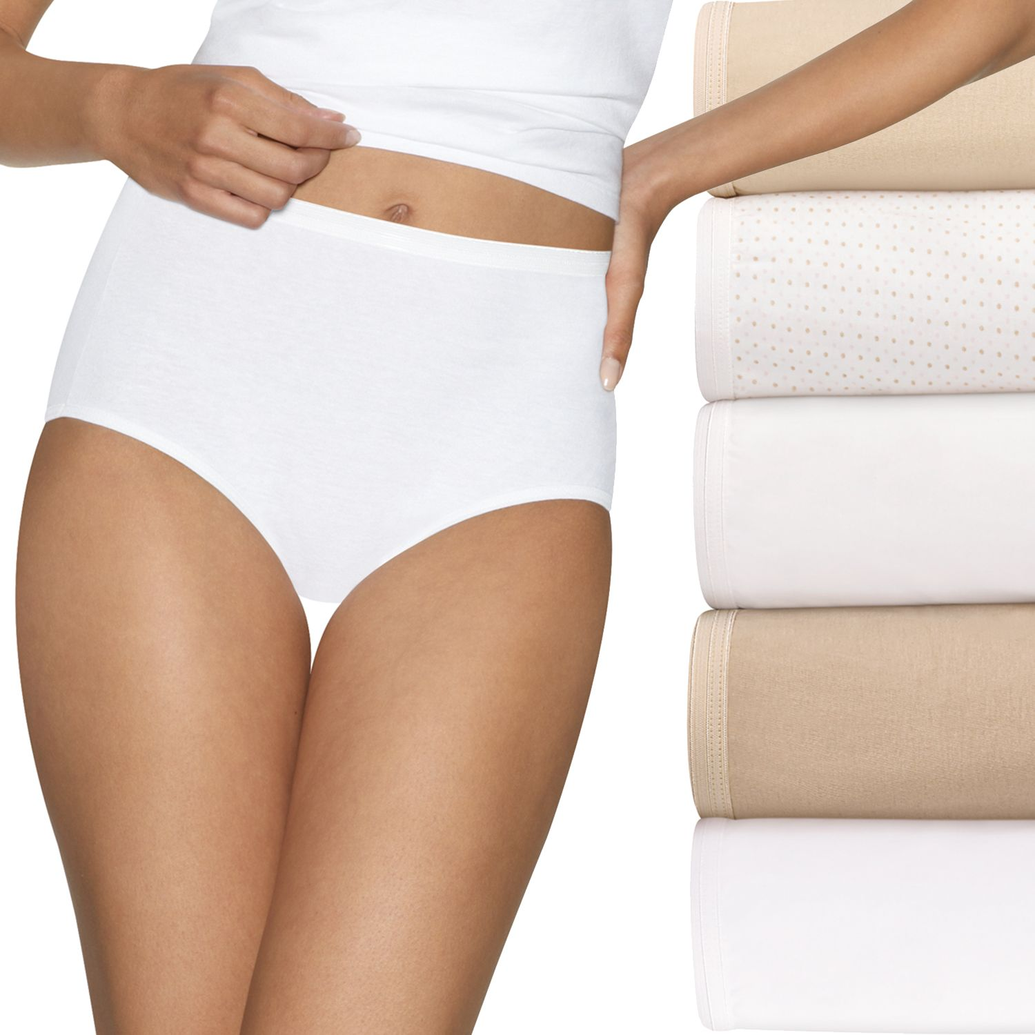 3071123_White_Soft_Taupe_Pack?wid=240&hei=240&op_sharpen=1 womens cotton panties underwear, clothing kohl's,Womens Underwear Kohls