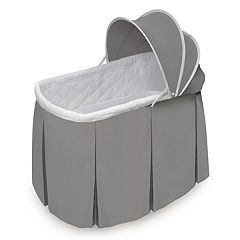 Badger Basket Cuddles Rocking Doll Bassinet