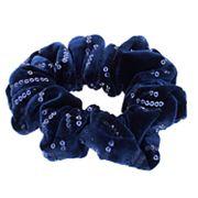Mudd® Sequined Scrunchie Hair Tie