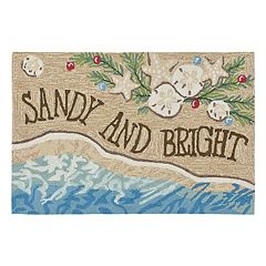 Liora Manne Frontporch Sandy Bright Indoor Outdoor Rug
