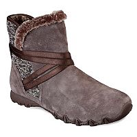Skechers Relaxed Fit Bikers Flare Women's Winter Boots